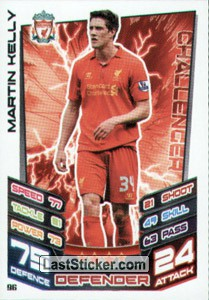Martin Kelly (Liverpool)