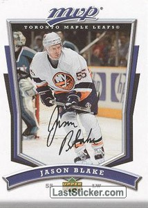 Jason Blake (Toronto Maple Leafs)