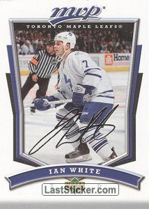 Ian White (Toronto Maple Leafs)
