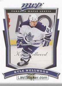 Kyle Wellwood (Toronto Maple Leafs)
