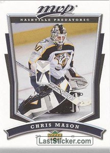 Chris Mason (Nashville Predators)