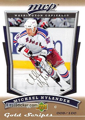Michael Nylander (Washington Capitals)