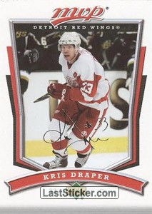 Kris Draper (Detroit Red Wings)