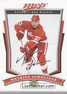 Mathieu Schneider (Detroit Red Wings)