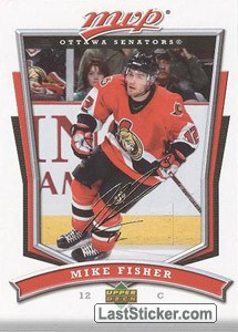 Mike Fisher (Ottawa Senators)