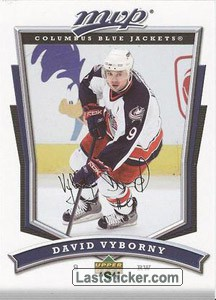 David Vyborny (Columbus Blue Jackets)