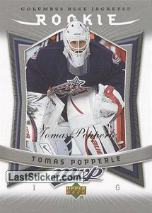Tomas Popperle (Columbus Blue Jackets)