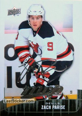 Zach Parise (New Jersey Devils)