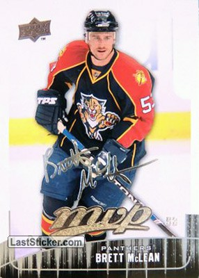 Brett McLean (Florida Panthers)