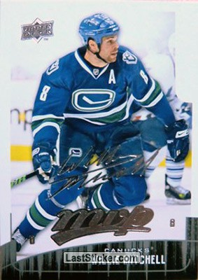 Willie Mitchell (Vancouver Canucks)
