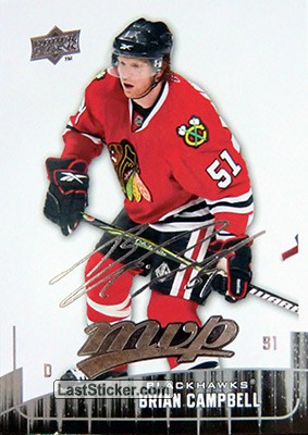 Brian Campbell (Chicago Blackhawks)