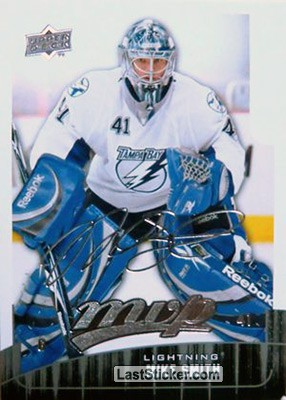 Mike Smith (Tampa Bay Lightning)