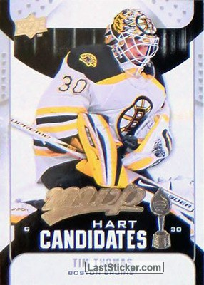 Tim Thomas (Boston Bruins)