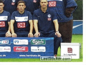 Hertha Team (puzzle 6) (Hertha BSC)