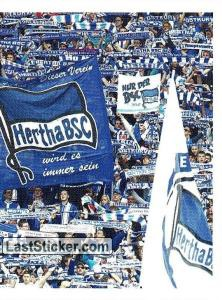 Hertha Fans (puzzle 2) (Hertha BSC)