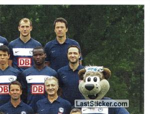 Hertha Team (puzzle 3) (Hertha BSC)