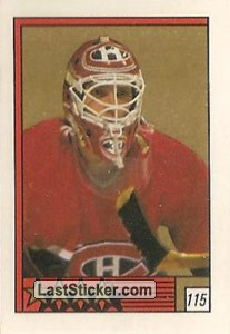 Patrick Roy (1987-88 All Stars Game)