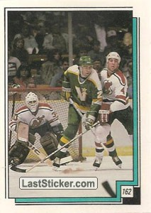 New Jersey Devils vs Minnesota North Stars (1987-88 Action)