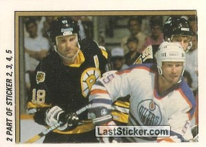 Edmonton Oilers vs Boston Bruins (1 of 4) (1988 Stanley Cup Final)