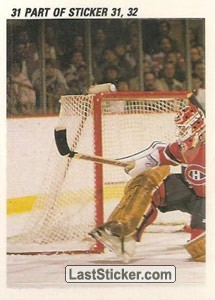 Boston Bruins vs Montreal Canadiens (1 of 2) (1987-88 Action)