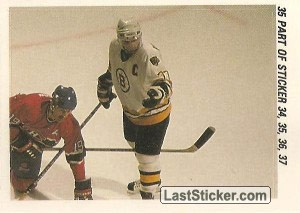 Boston Bruins vs Montreal Canadiens (2 of 4) (1987-88 Action)