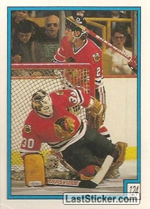 Chicago Blackhawks (1988-89 Stats)