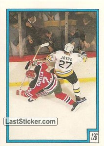 New Jersey Devils vs Boston Bruins (1988-89 Stats)