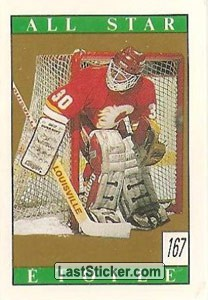 Mike Vernon (1988-89 All Stars Game)