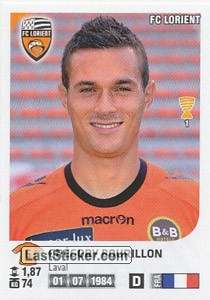 Gregory Bourillon (FC Lorient)