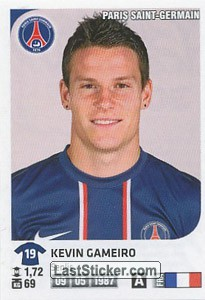 Kevin Gameiro (Paris Saint-Germain)