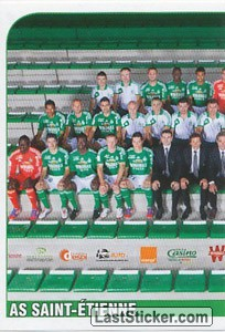 Equipe AS Saint-Etienne (AS Saint-Etienne)
