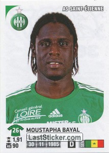 Moustapha Bayal (AS Saint-Etienne)