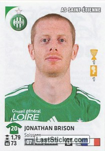 Jonathan Brison (AS Saint-Etienne)