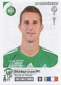 Francois Clerc (AS Saint-Etienne)