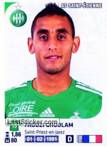 Faouzi Ghoulam (AS Saint-Etienne)