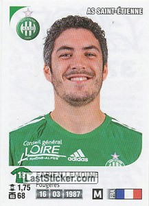 Fabien Lemoine (AS Saint-Etienne)
