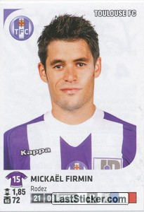 Mickael Firmin (Toulouse FC)