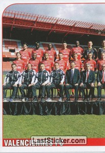 Equipe Valenciennes FC (Valenciennes FC)