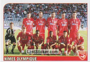 Equipe Nimes Olympique (Nimes Olympique)