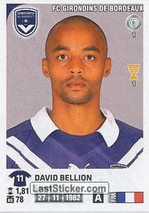 David Bellion (FC Girondins de Bordeaux)