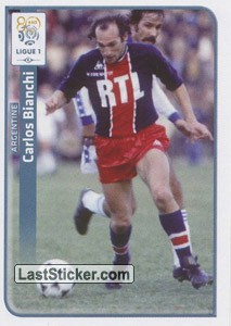 Carlos Bianchi (Poster)
