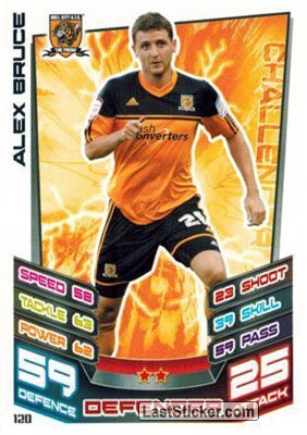 Alex Bruce (Hull City)