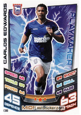 Carlos Edwards (Ipswich Town)