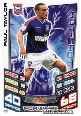 Paul Taylor (Ipswich Town)