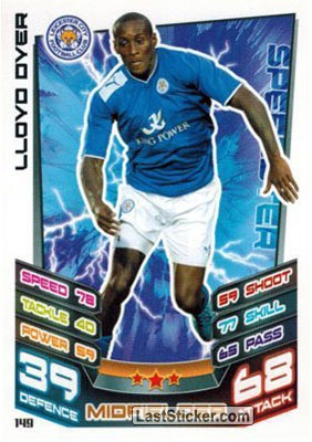 Lloyd Dyer (Leicester City)