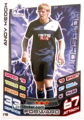 Andy Keogh (Millwall)
