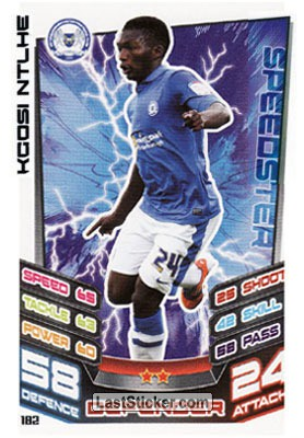Kgosi Ntlhe (Peterborough United)