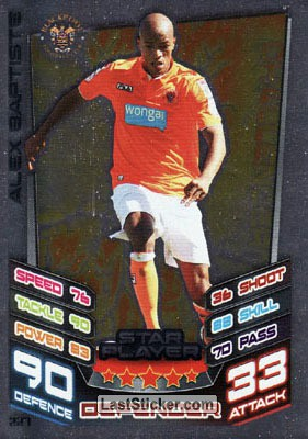 Alex Baptiste (Blackpool)