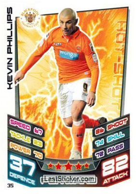 Kevin Phillips (Blackpool)