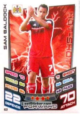 Sam Baldock (Bristol City)